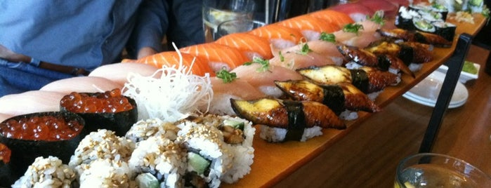 Hapa Sushi Grill and Sake Bar is one of Best places to eat in Denver.