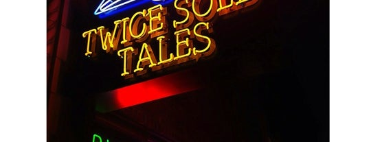 Twice Sold Tales is one of Seattle.