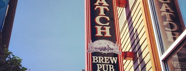 Wasatch Brew Pub is one of Utah musts.
