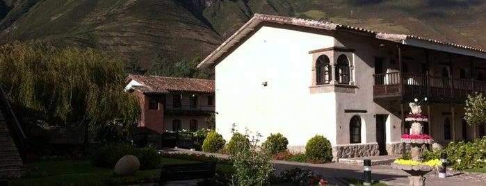 Sonesta Hotel Yucay - Valle Sagrado is one of Hoteles en que he estado.