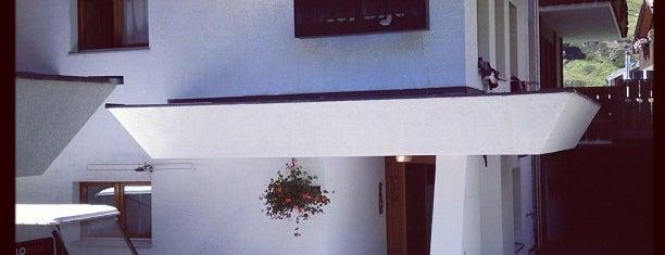 Hotel Bijou is one of zermatt.