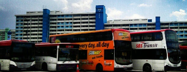 Bedok Bus Interchange is one of jia hui.