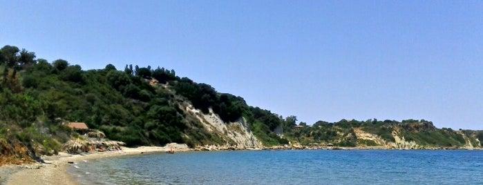 Porto Roma is one of Best beaches in Zakynthos.