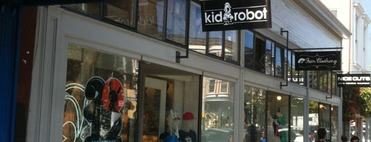 KIDROBOT is one of [ vinyl around the world ].