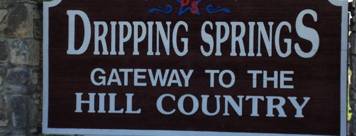 City of Dripping Springs is one of Lake Travis Realtor.