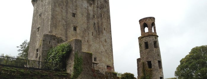 Blarney Castle is one of Summit reunions (Things to do and see).