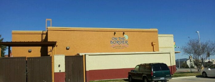 On The Border Mexican Grill & Cantina is one of Willow Park, Texas Spots.