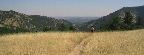 Betasso Preserve is one of Boulder Area Trailheads #visitUS.