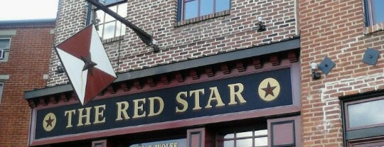 Red Star Bar & Grill is one of Top picks for American Restaurants.