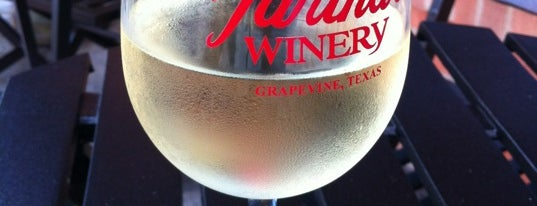 Farina's Winery & Cafe is one of Metroplex.