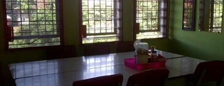 Kios Ya Mien is one of Pekalongan World of Batik.