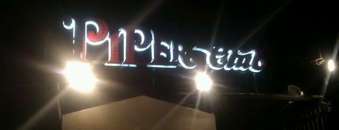 Piper Club is one of Best NightClubs & Restaurants in Rome by trAmp.it.
