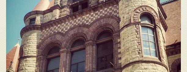 Cincinnati City Hall is one of Cincinnati for Out-of-Towners #VisitUS.