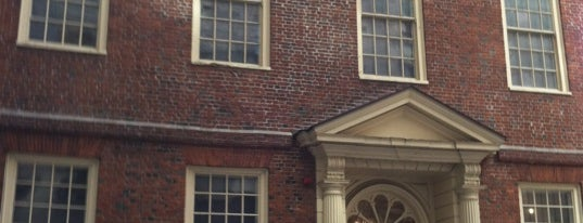 Old State House is one of Hub History.