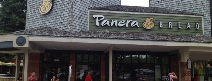 Panera Bread is one of Top picks for Sandwich Places.