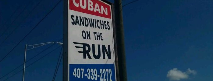 Cubans On The Run is one of Dining in Orlando, FL part 2.