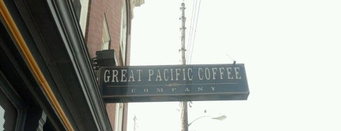Great Pacific Coffee Company is one of Coffee Time.