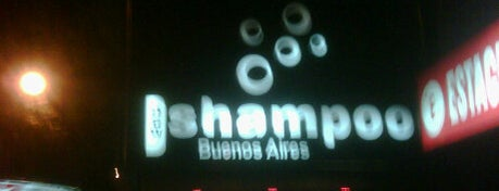 Club Shampoo is one of Noche BAIRES.