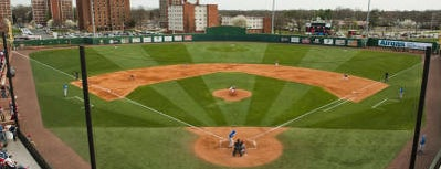 Paul C. Orberson Baseball Clubhouse is one of Catch a Game at WKU!.