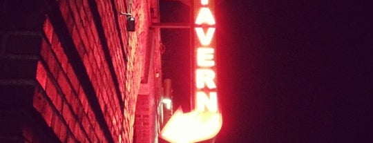 Blake Street Tavern is one of BADGE.