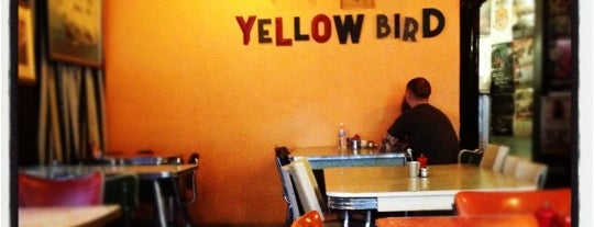 Yellow Bird Cafe is one of Love In Dear Melbourne.