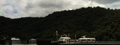 伊達邵碼頭 Ita Thao Pier is one of Taiwan.