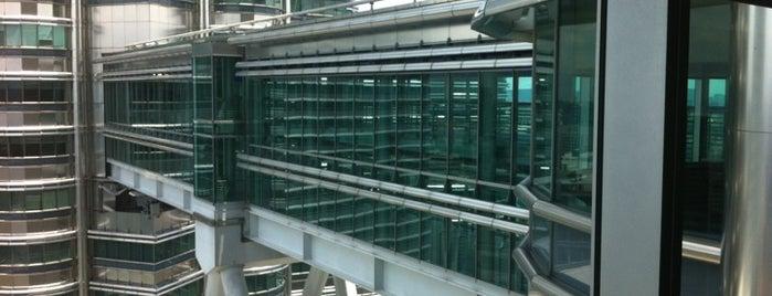 Skybridge is one of Cuti-cuti malaysia.
