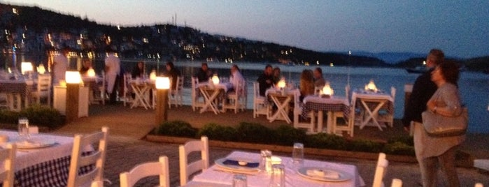 Garo's Restaurant is one of Bodrum !!.