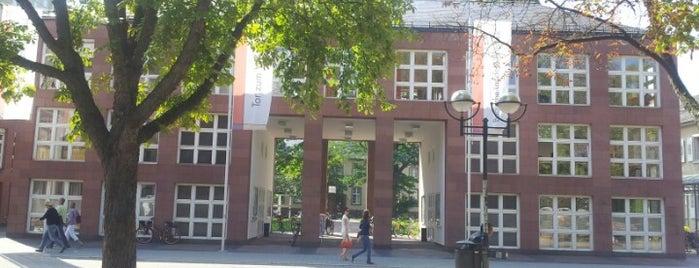 Badische Landesbibliothek is one of Karlsruhe + trips.