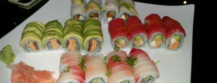 Mt. Fuji is one of Must-Visit Sushi Restaurants in RDU.