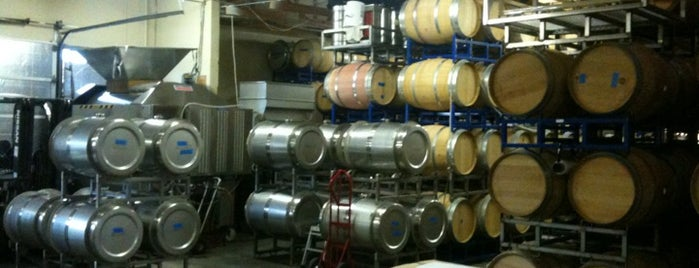 Baer Winery is one of Woodinville Wineries.