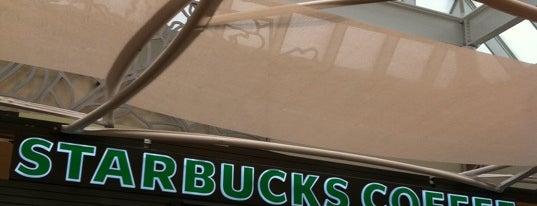 Starbucks is one of ERRANDS.