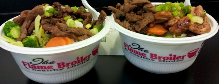 Flame Broiler is one of The 15 Best Places for a Rice in Jacksonville.
