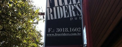 Free Rider's Pub is one of Nightlife & Pubs.