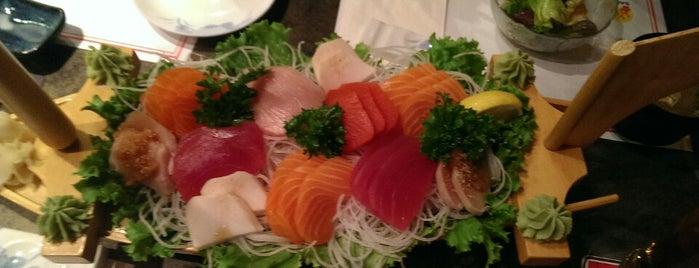 Sakai is one of Oakville/Burlington to-do, eat and visit.