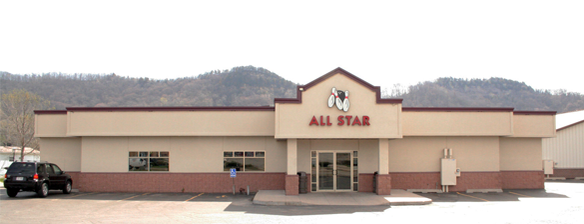 All Star Lanes is one of Bowling allys.