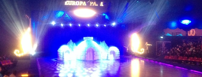"Eisshow ""Surpr'Ice with the Gods of Greece"" is one of Urlaub."