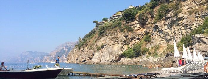 Spiaggia di Laurito is one of Honeymoon in Amalfi Coast.