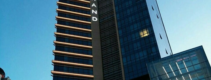 Wyndham Grand İstanbul Levent is one of Istanbul.