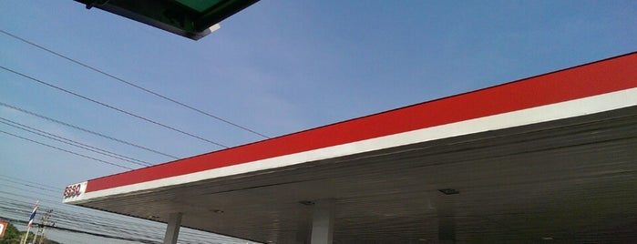 Esso is one of All-time favorites in Thailand.