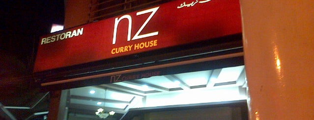 NZ Curry House is one of restaurant.