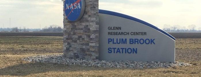 NASA Plum Brook Station is one of NASA.