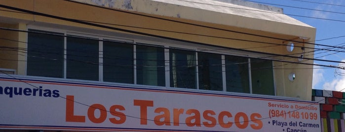 Taqueria Los Tarascos is one of Playa del Carmen.