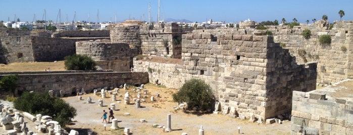 Castle of Neratzia is one of Explore Kos.