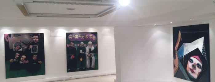İlayda Sanat Galerisi is one of Sanat Galerisi.