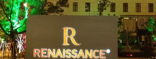 Renaissance Suzhou Hotel is one of Ren.