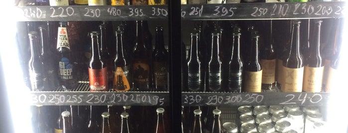 Есенин Пиво is one of Крафтовое пиво в Москве.