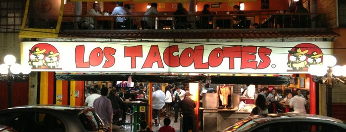 Los Tacolotes is one of Azcapunk.