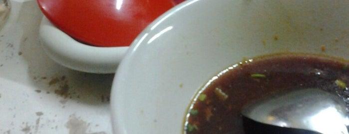 Bakso Urat Mas Nano is one of Favorite Food.