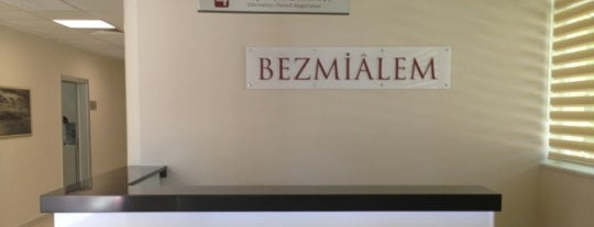 Bezmiâlem Diş Hekimliği Fakültesi/ Bezmiâlem Faculty of Dentistry is one of 2018.